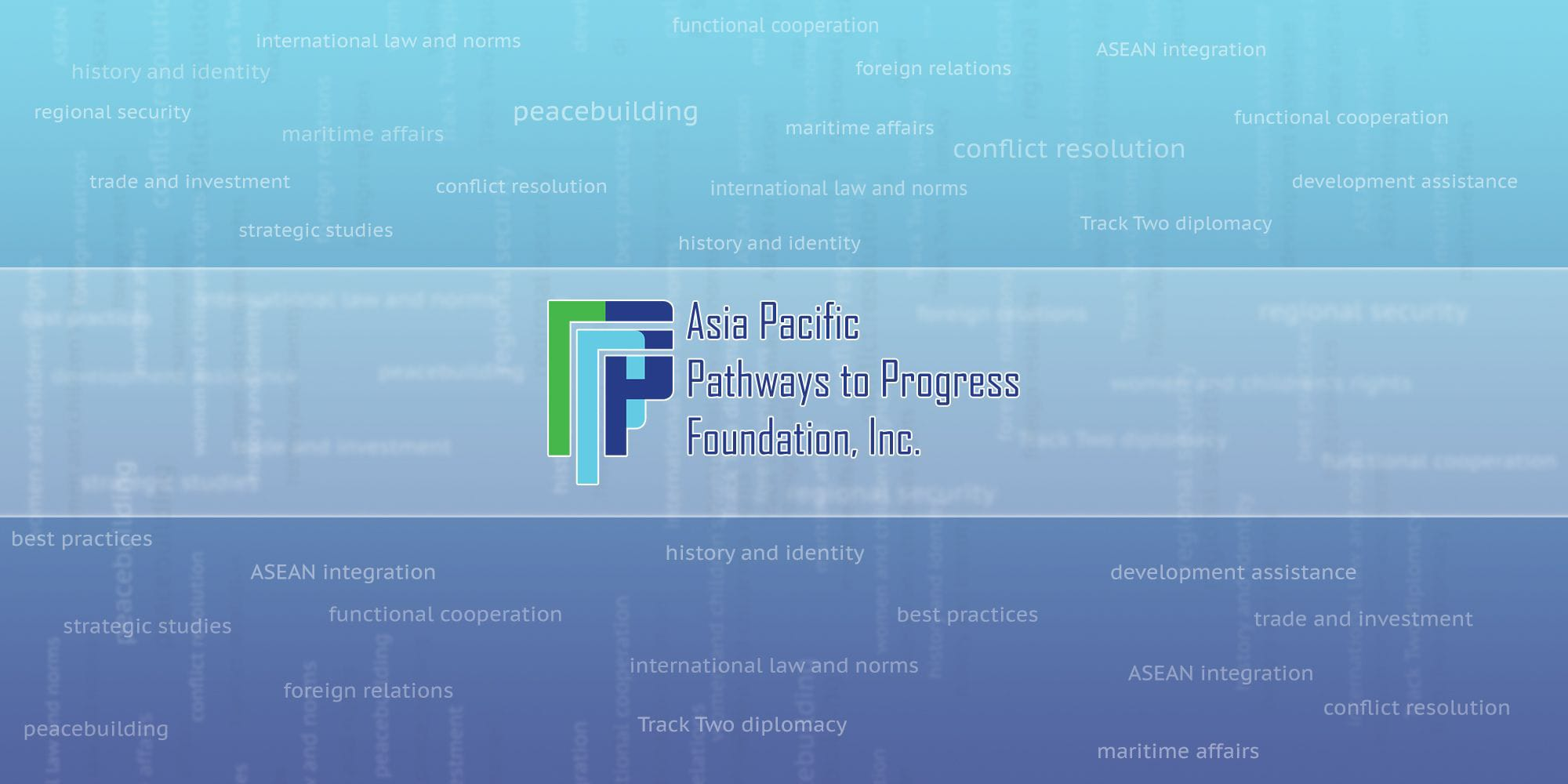 Home - Asia Pacific Pathways to Progress Foundation Inc
